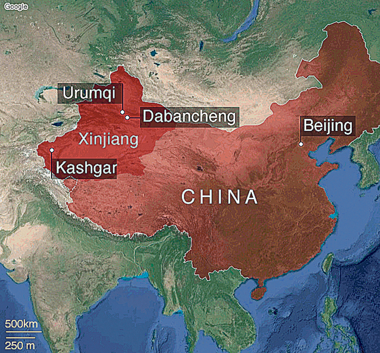 Uiguren