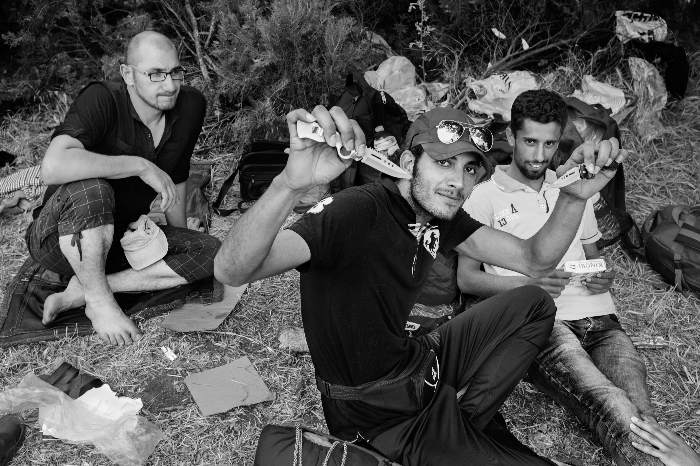 Syrien, Flüchtlinge, Asyl, Europa