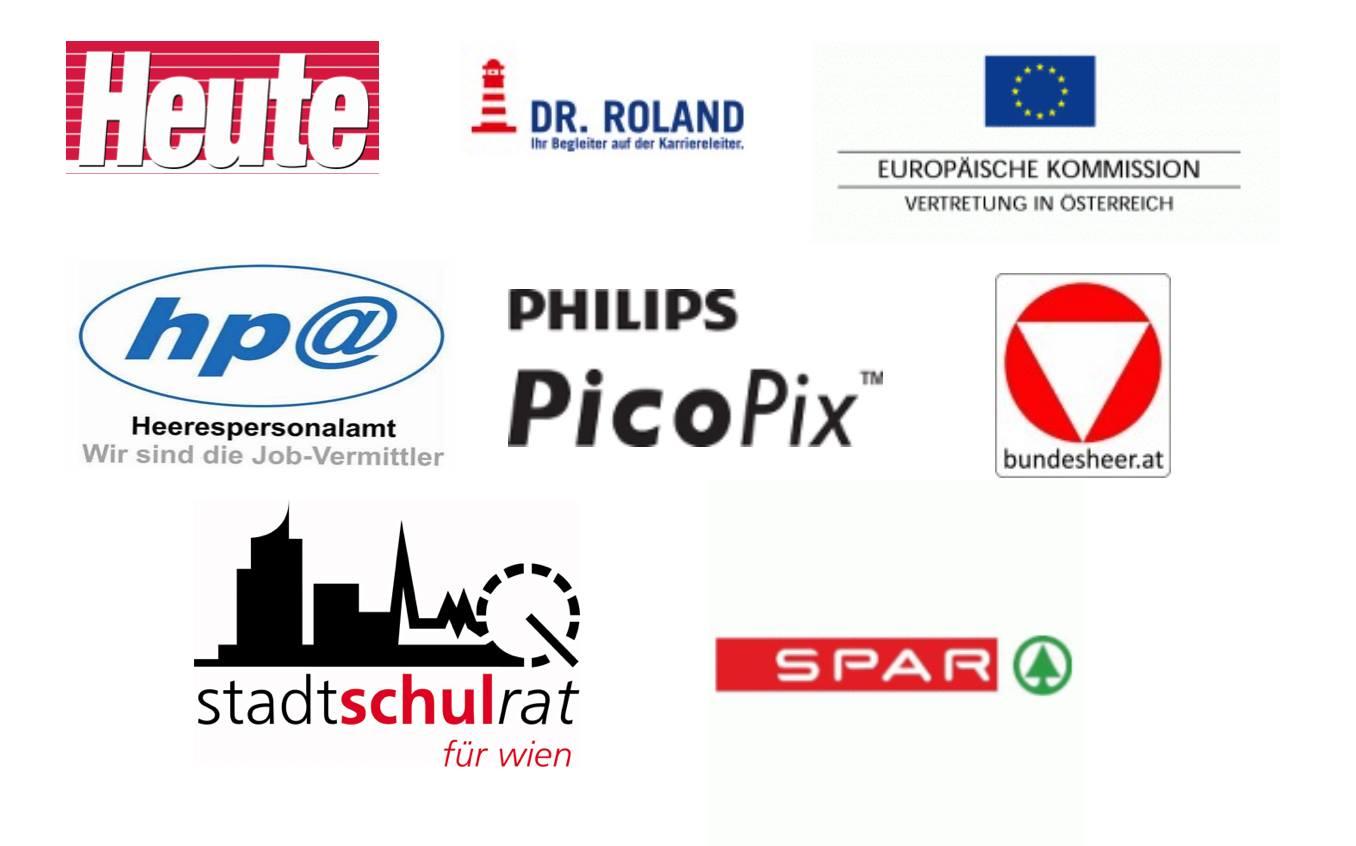 newcomer, logos, sponsoren