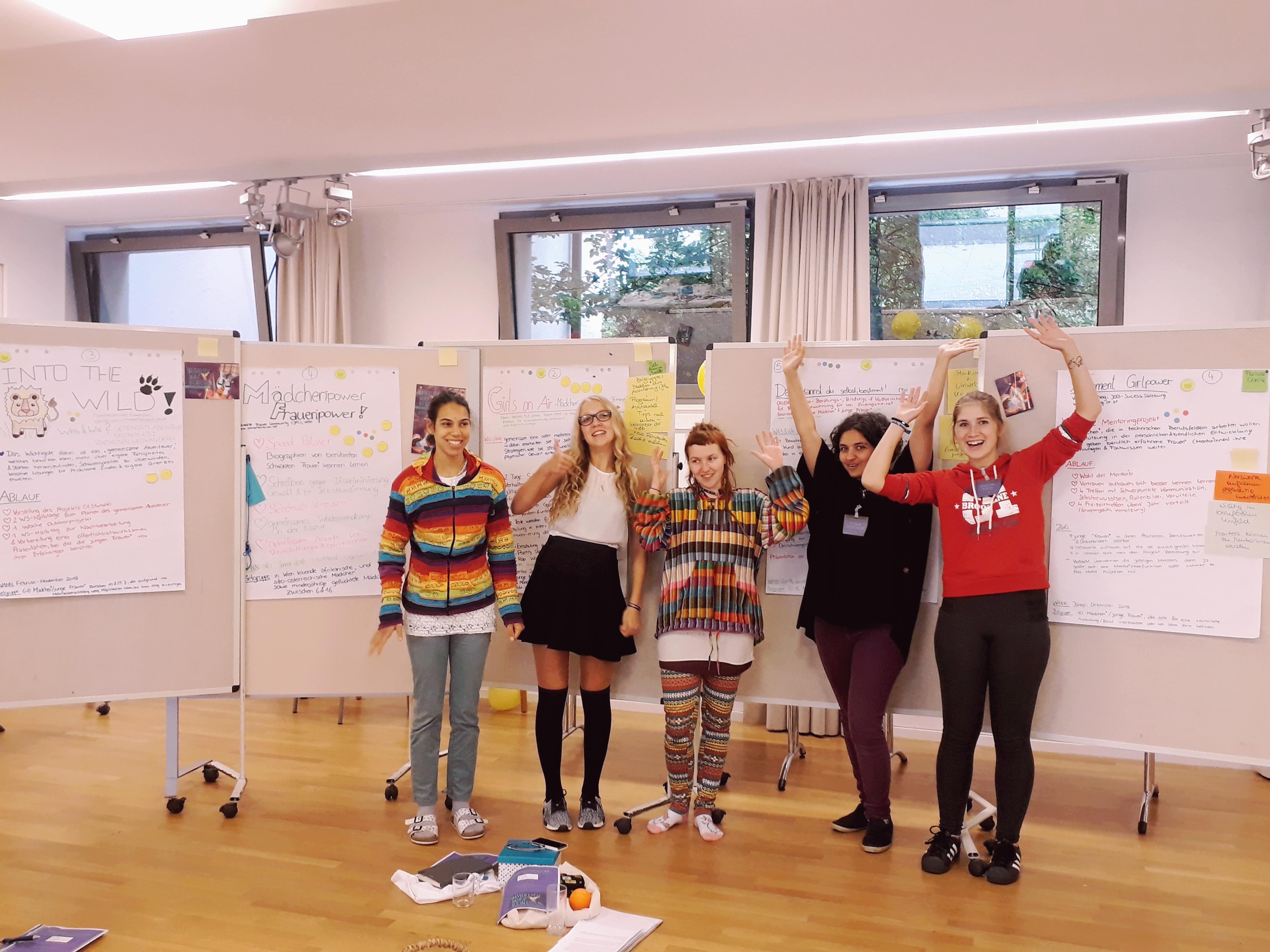Mädchenbeirat, Projekte, Hil Foundation