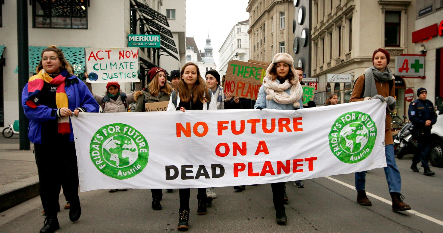 Fridays For Future Wien