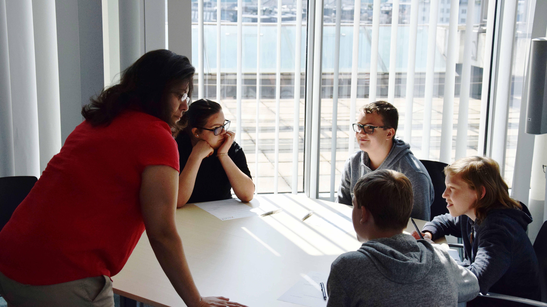 Youth Hackathon IBM MadeByKids DaVinciLab