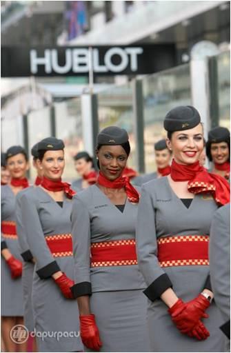 Abu Dhabi  Etihad Airways