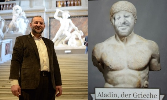 Aladin Verwandlung KHM
