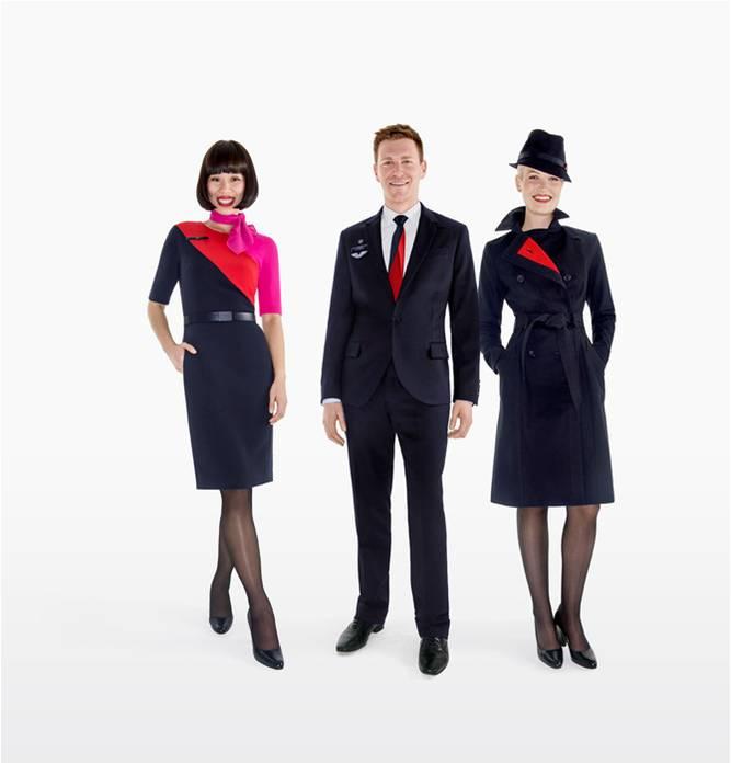 Qantas Airlines Australien