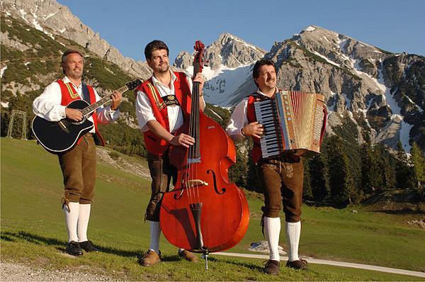 Österreichische Volksmusiker