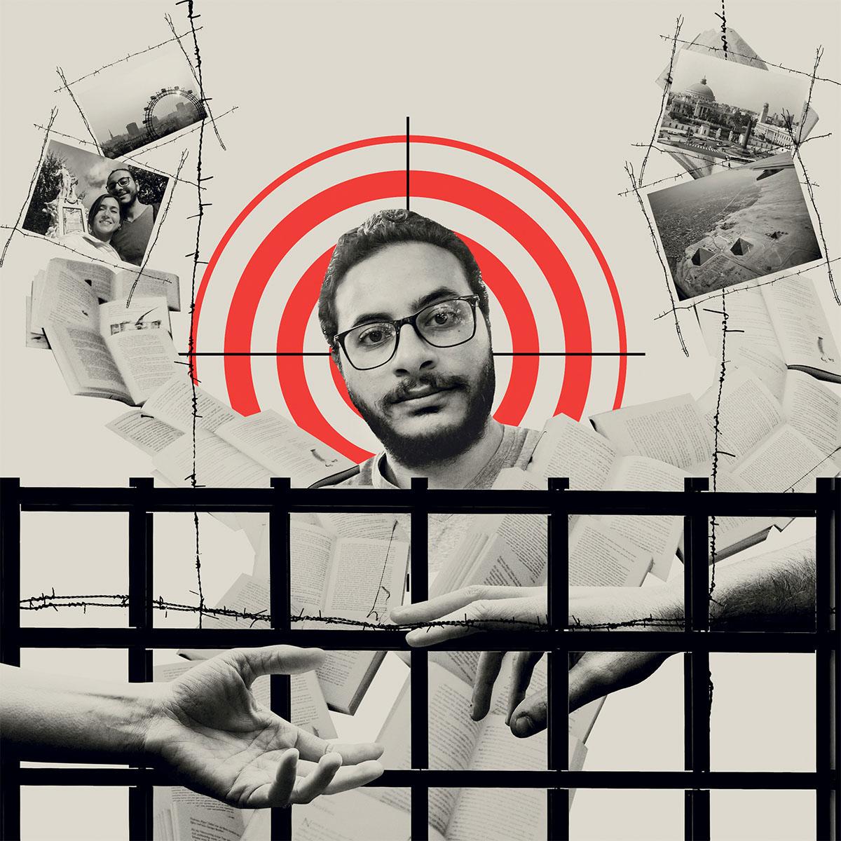 Ägypter in Haft
