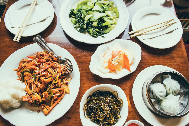 Chinesisch, Food, Essen, Aming Dim Sum Profi,