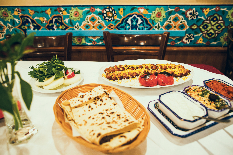 Pars, persisch, Food, Essen