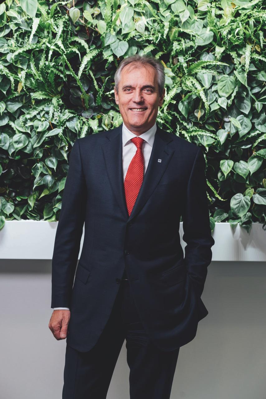 """""""Vertrauen hilft enorm, nachhaltig Geschäfte zu machen."""