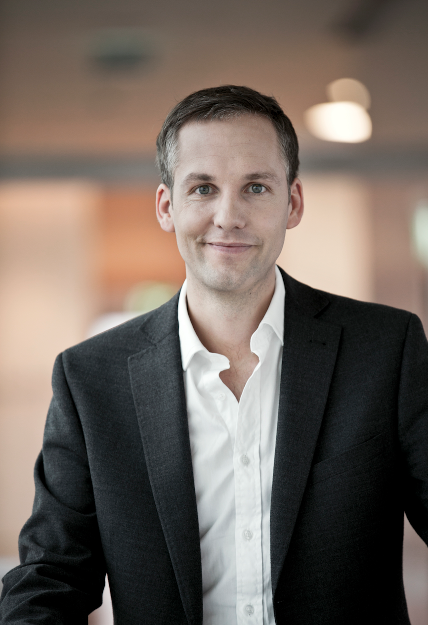 Herbert Rohrmair, junge Wirtschaft