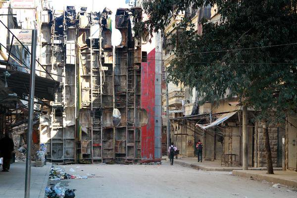 Busse Aleppo