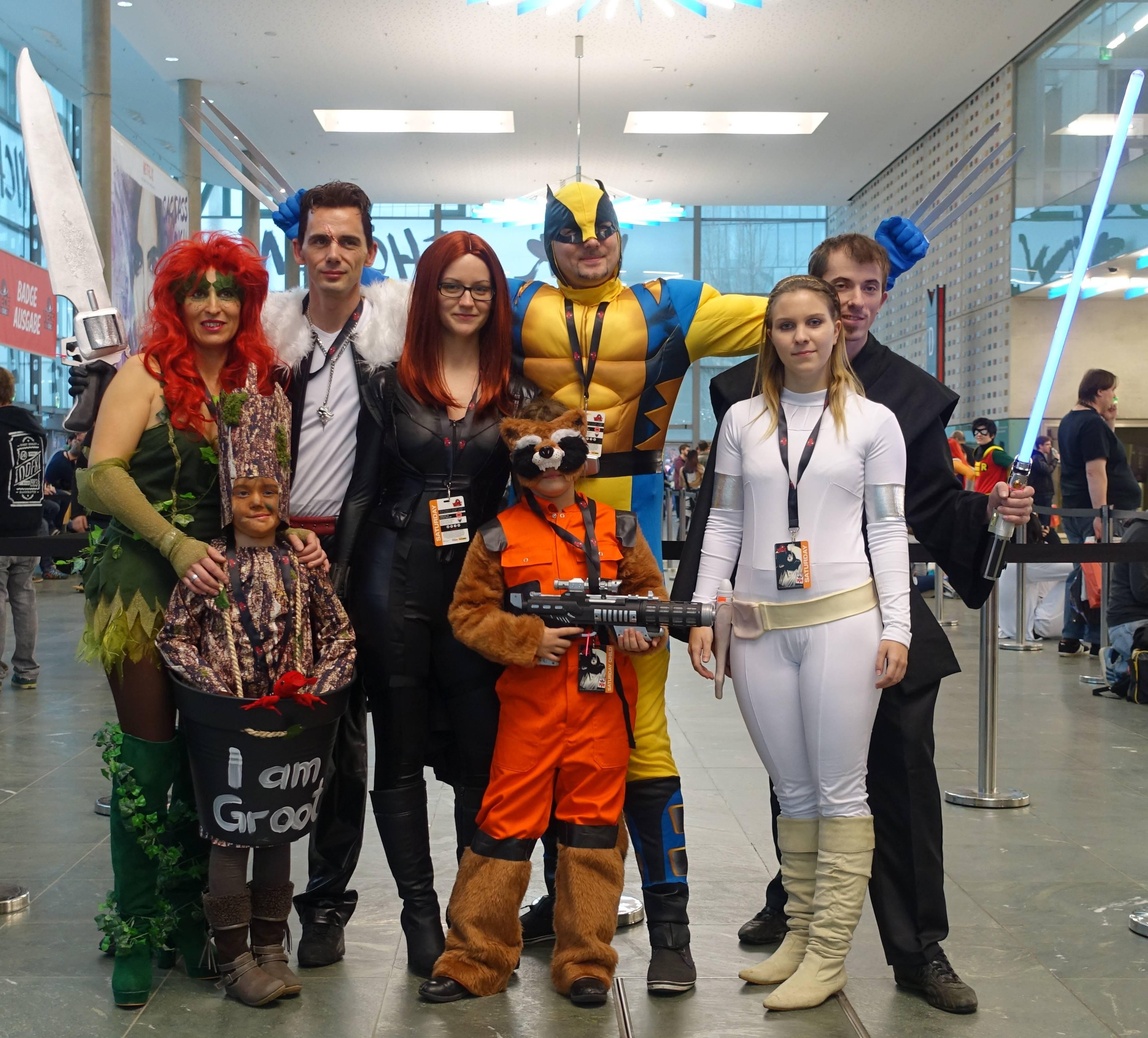 viecc, comic con, messe, cosplay