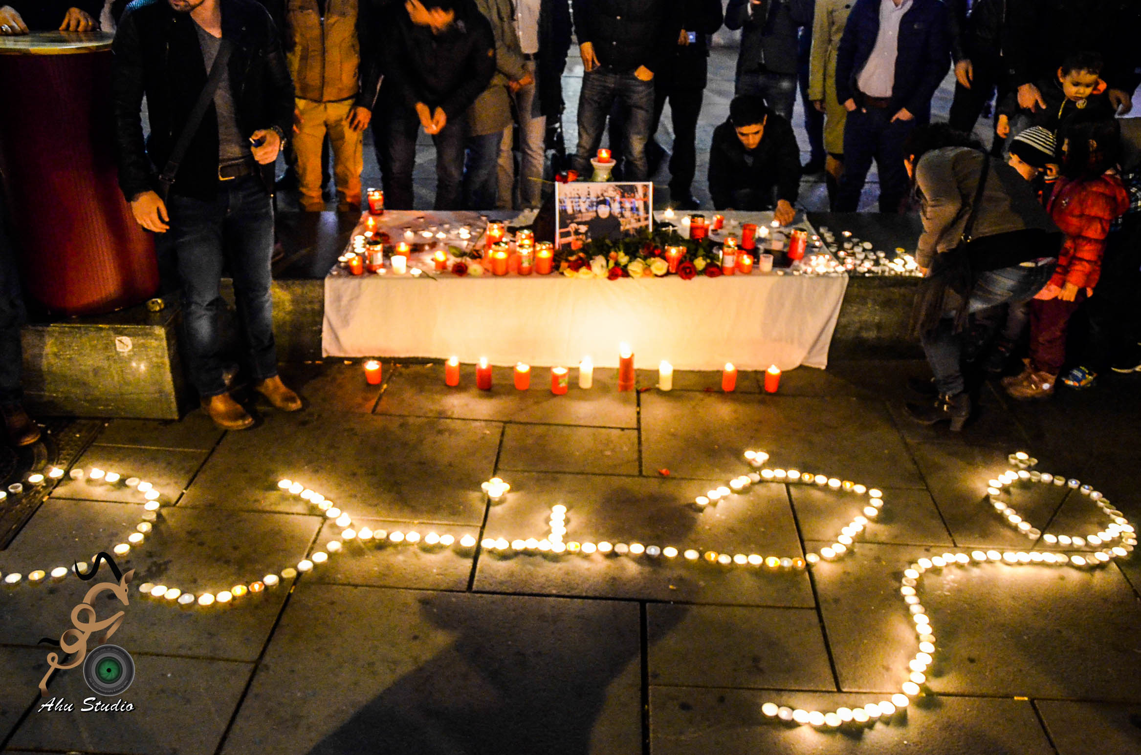 Gedenkfeier zu Farkhundas Mord, Foto: Murtaza Muhamadi