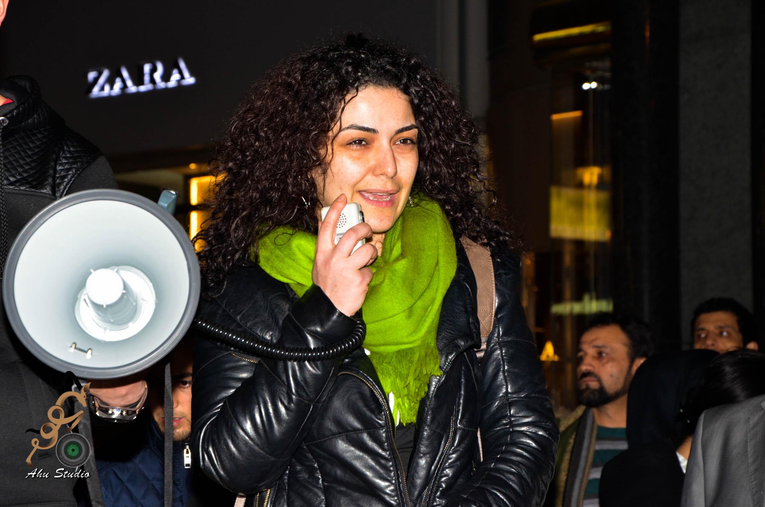 Mahsa Abdulzadeh, Foto: Murtaza Muhamadi