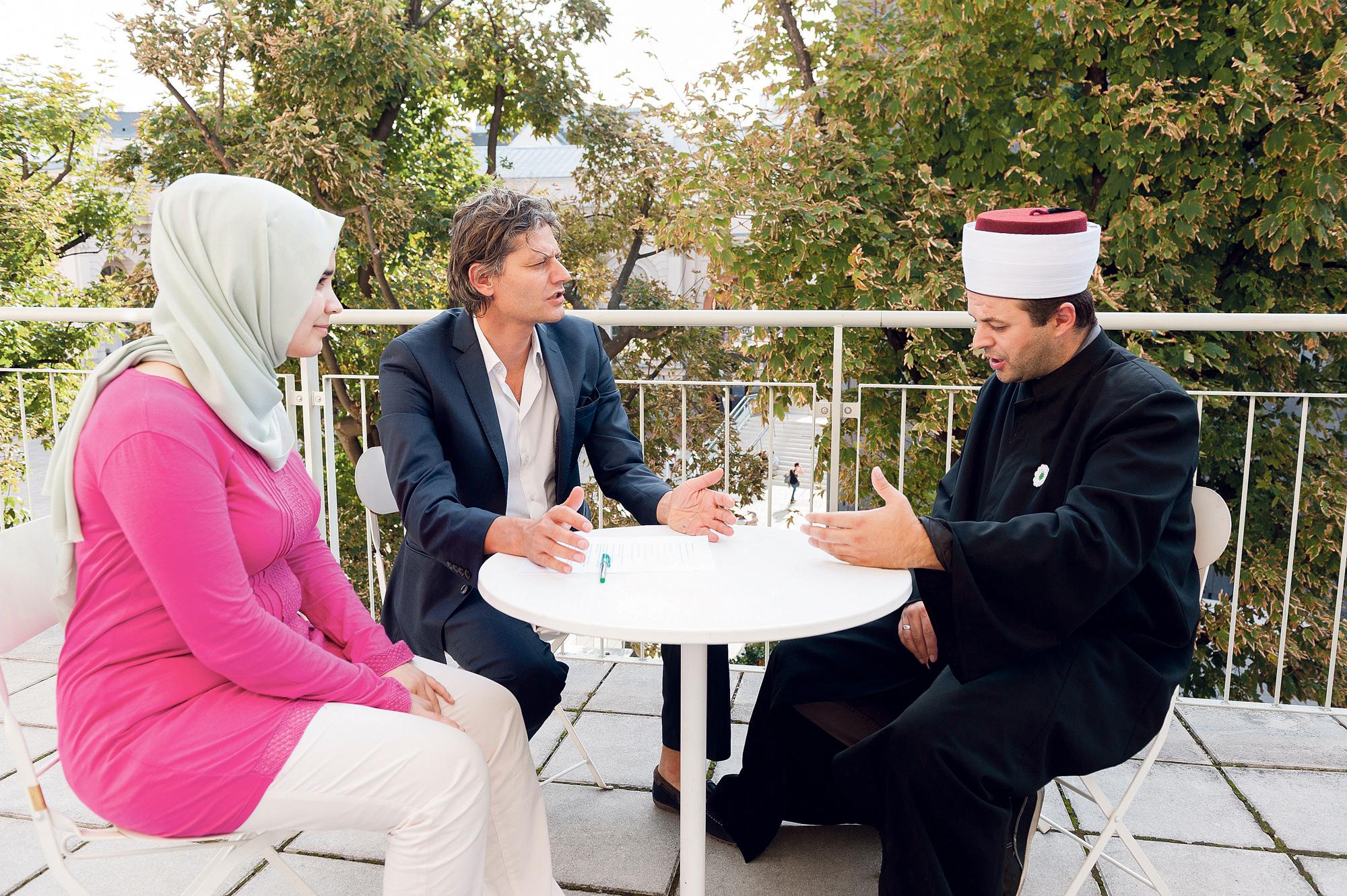 Imam, Religion, Bundesheer, Islam, Glaube, Österreich