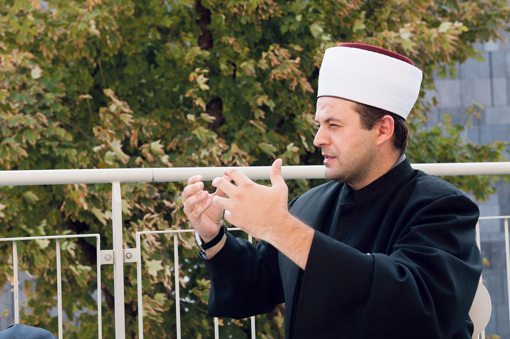 bosnien, imam, bundesheer