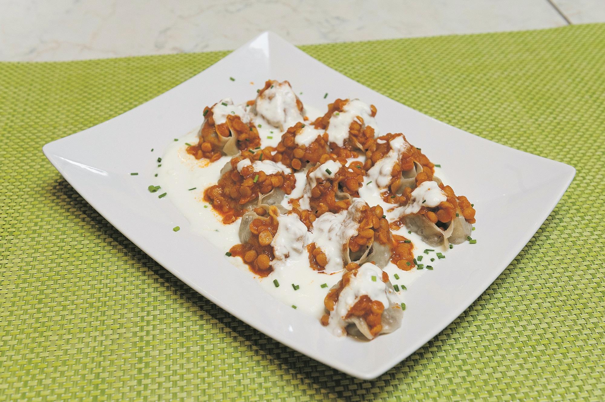 Afghanisch, Essen