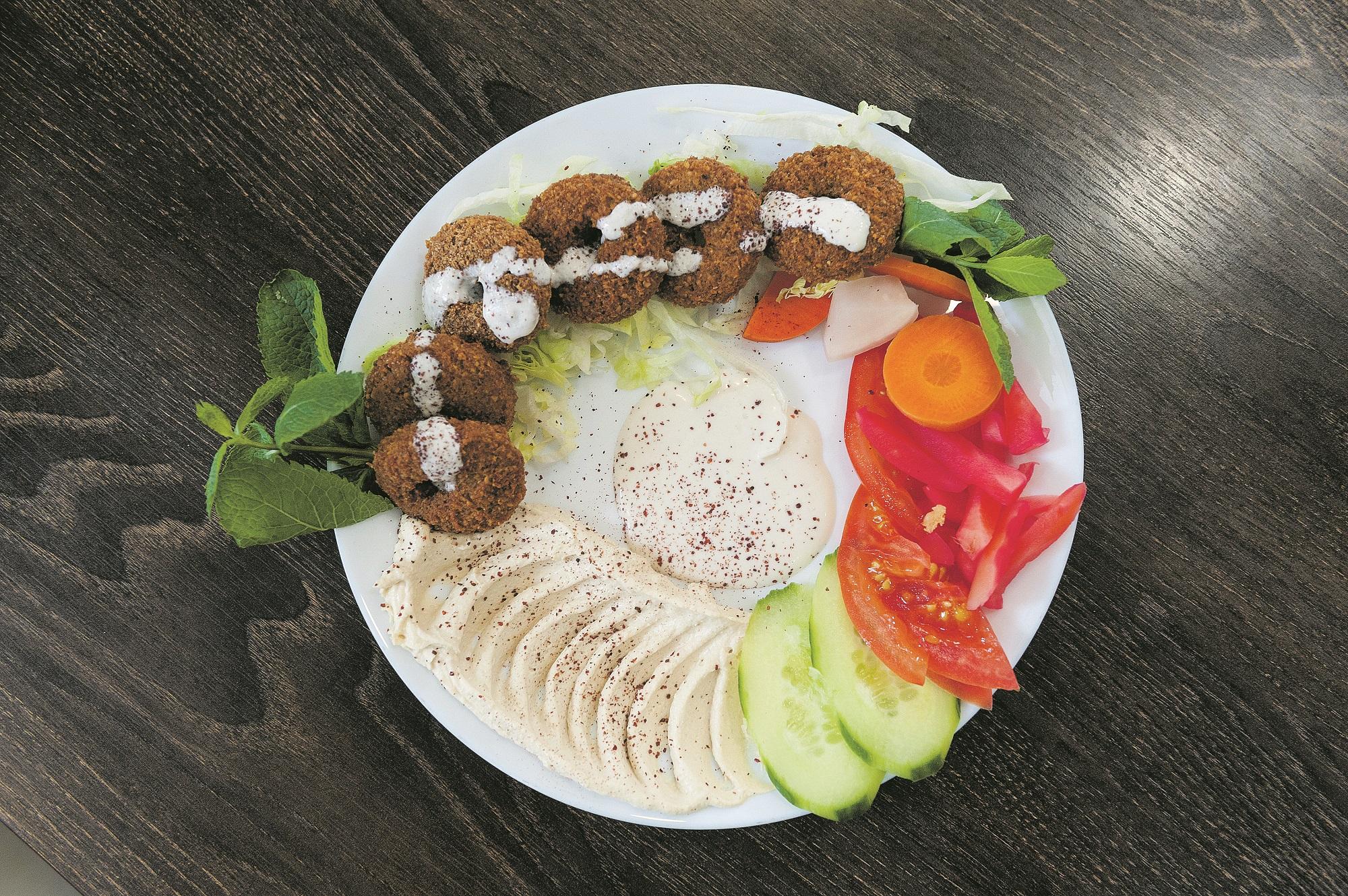 Falafel, Arabisch, Sesam, Kichererbsen, Irak