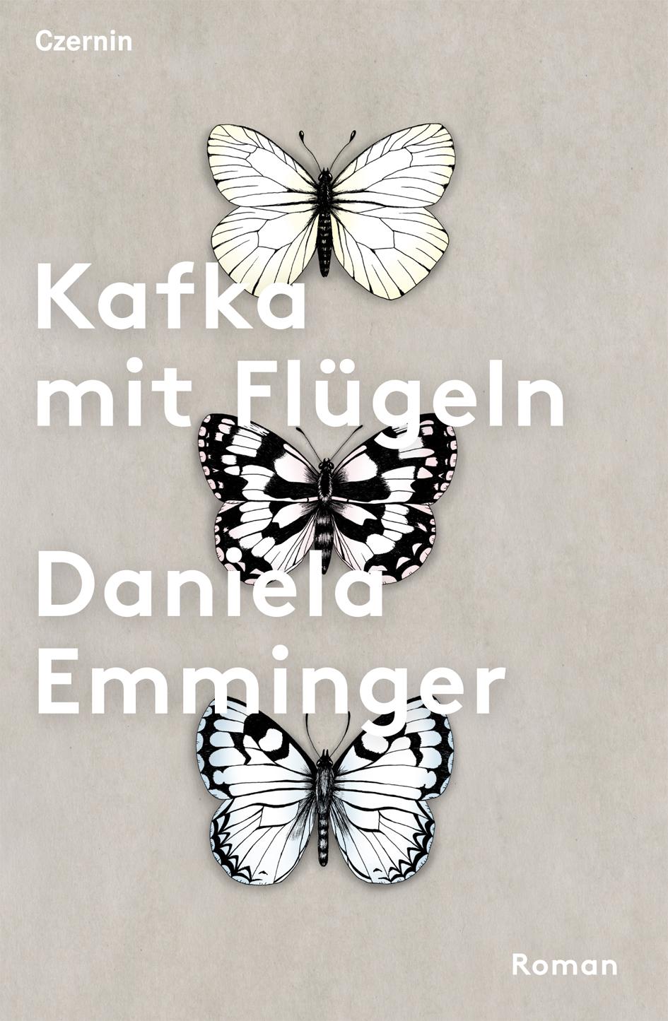 Kafka mit Flügeln, Daniela Emminger