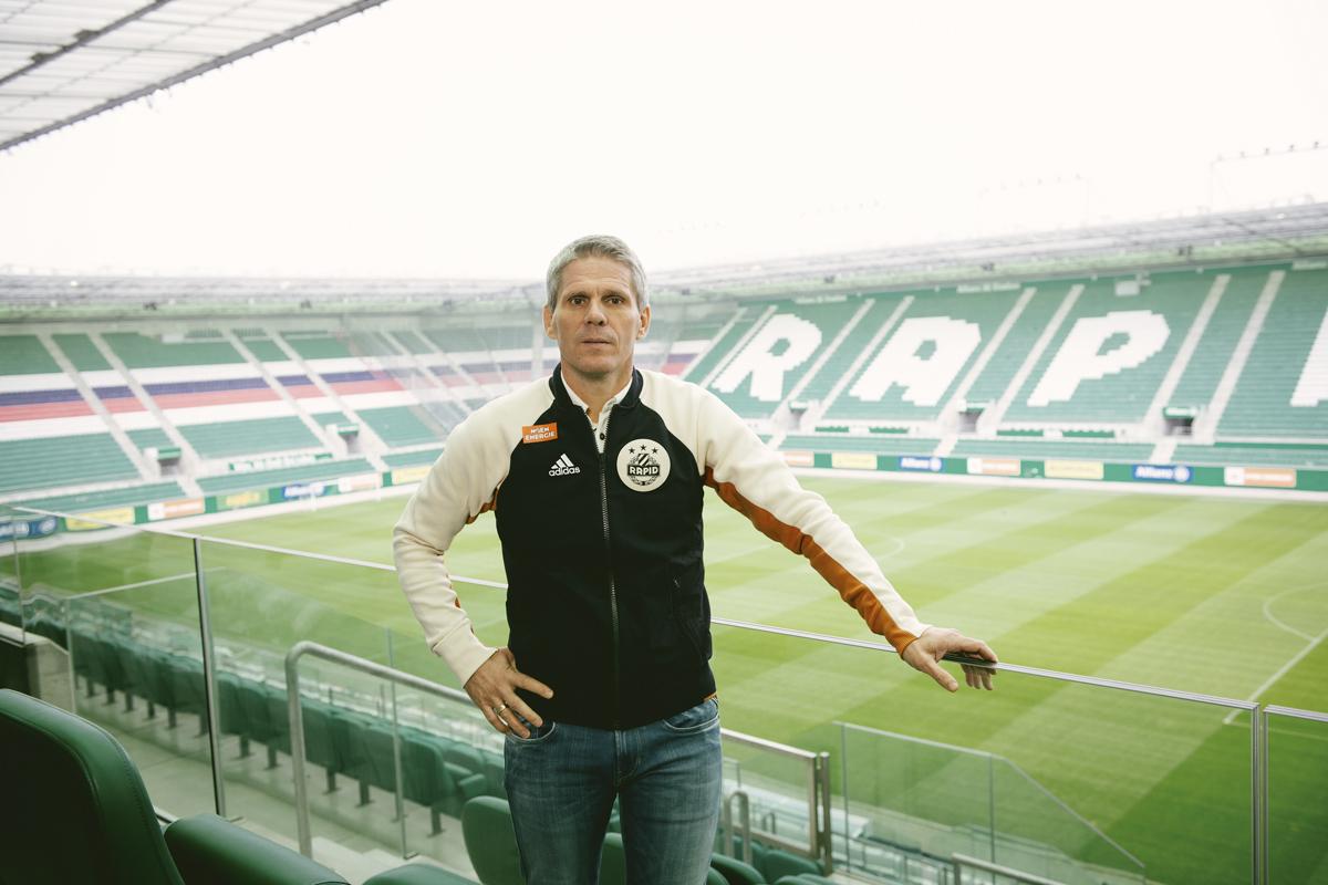 Kühbauer, Fußball, Rapid, Trainer