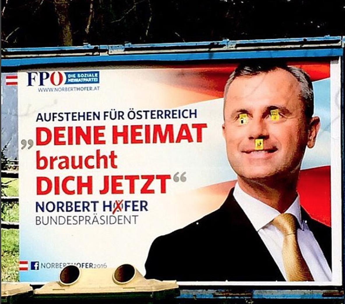 Hofer Plakat