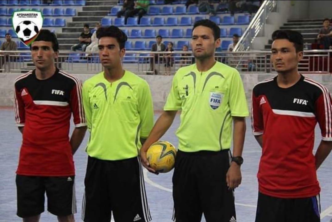 Früher war Ibrahim Rasool FIFA-Schiedsrichter