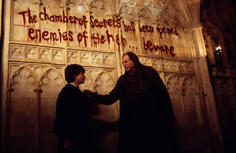 Harry Potter Und Die Kammer Des Schreckens Live In Wien Dasbiber