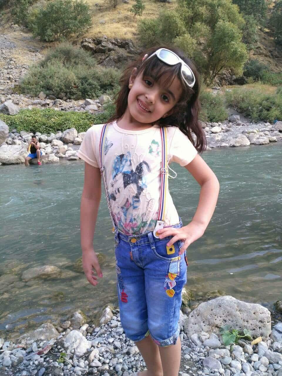 Muhaned, Tochter, Fatima, Irak