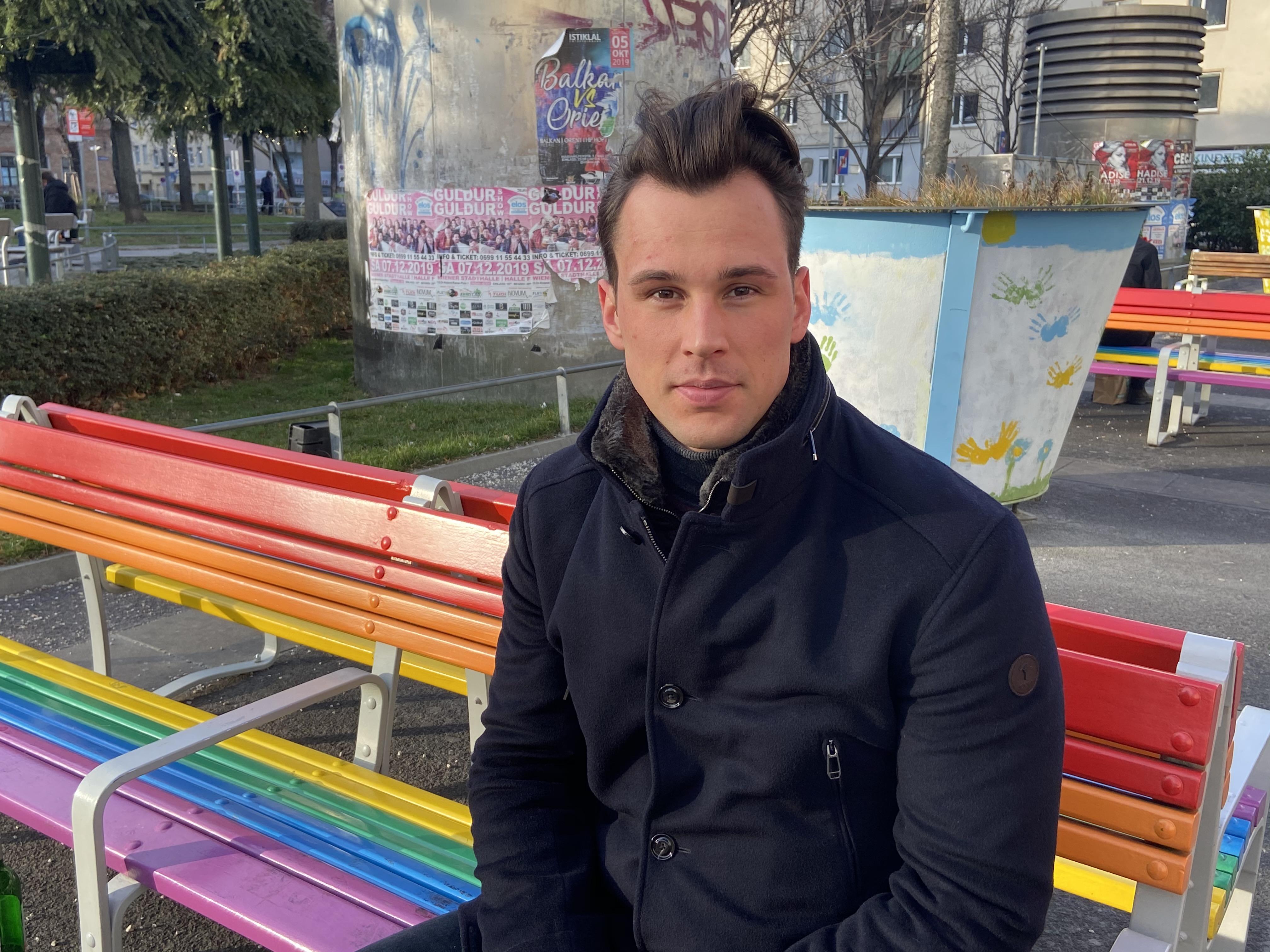 Straßenumfrage Zadic Jan-Lukas
