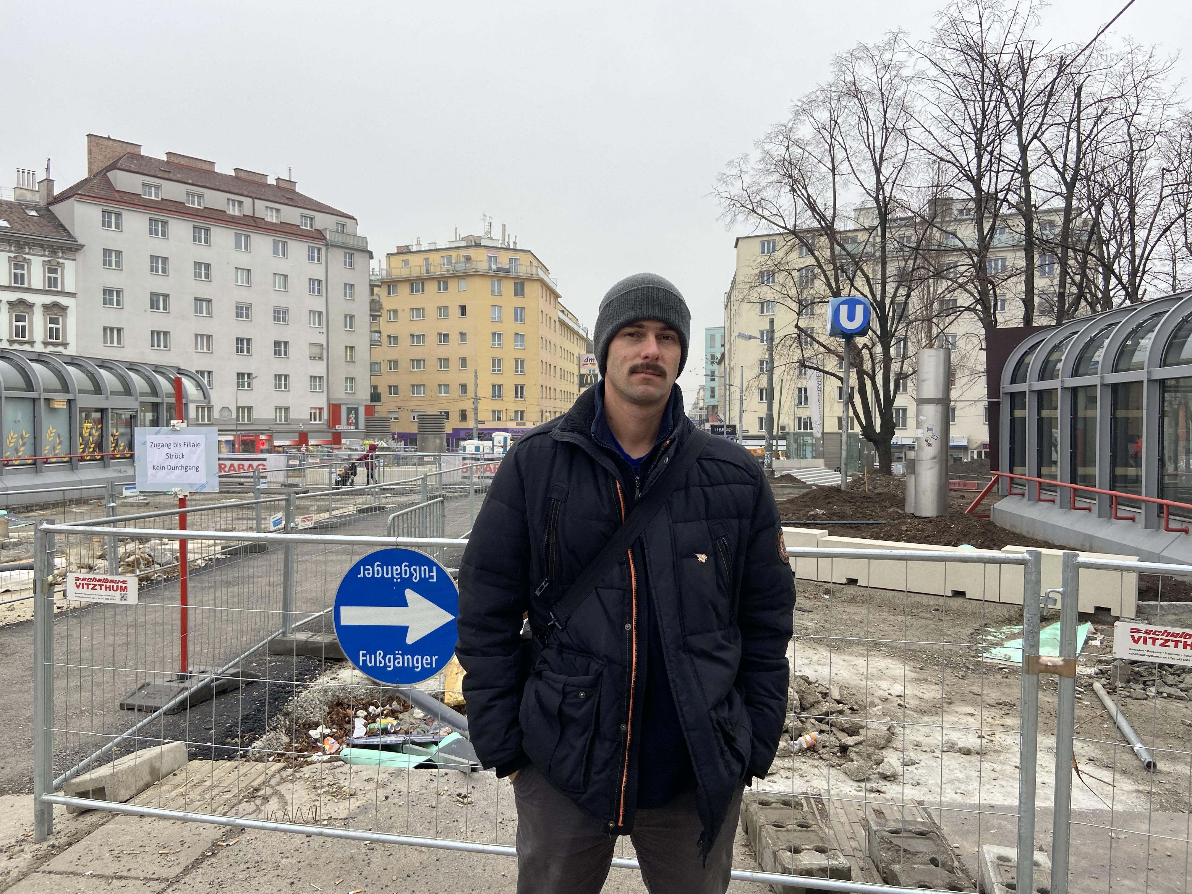 Silvester Reumannplatz