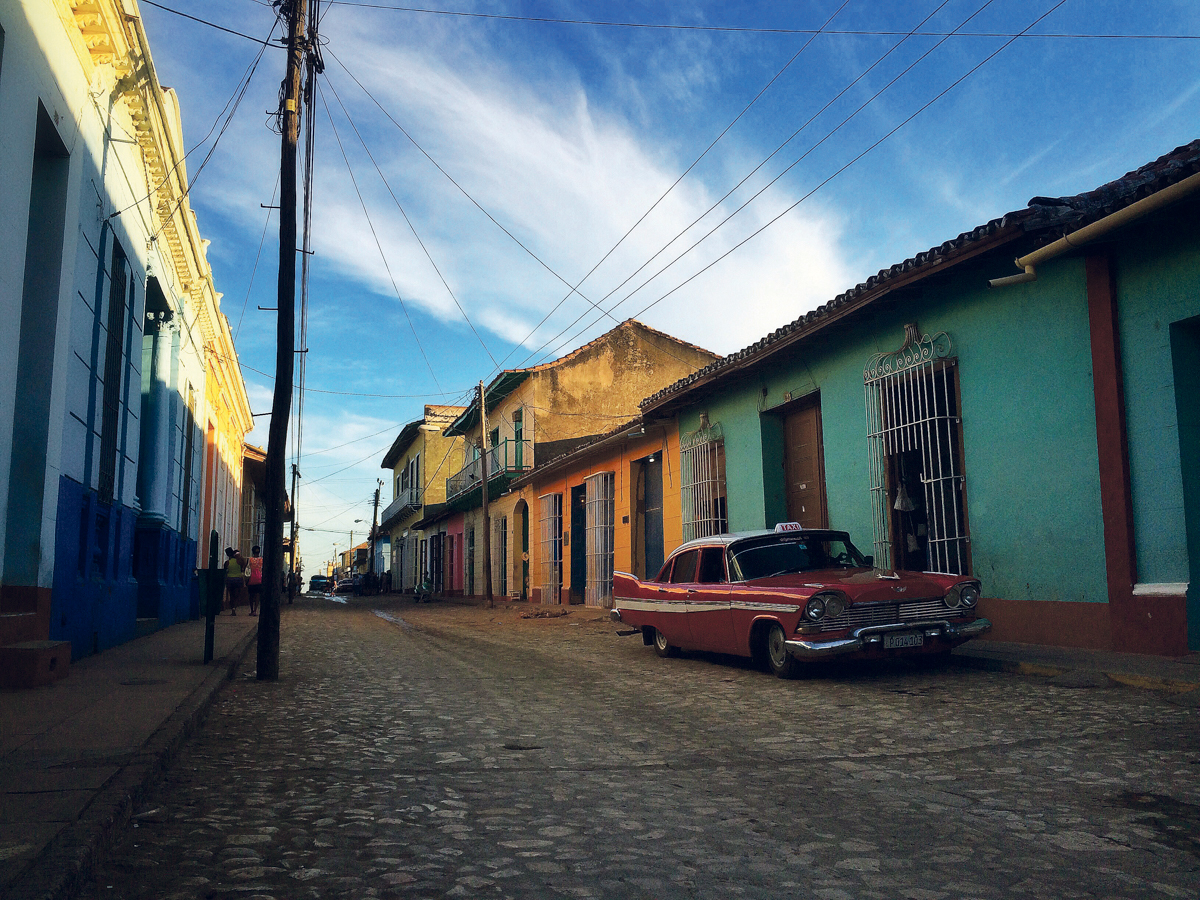 Kuba, Reisen, Trinidad