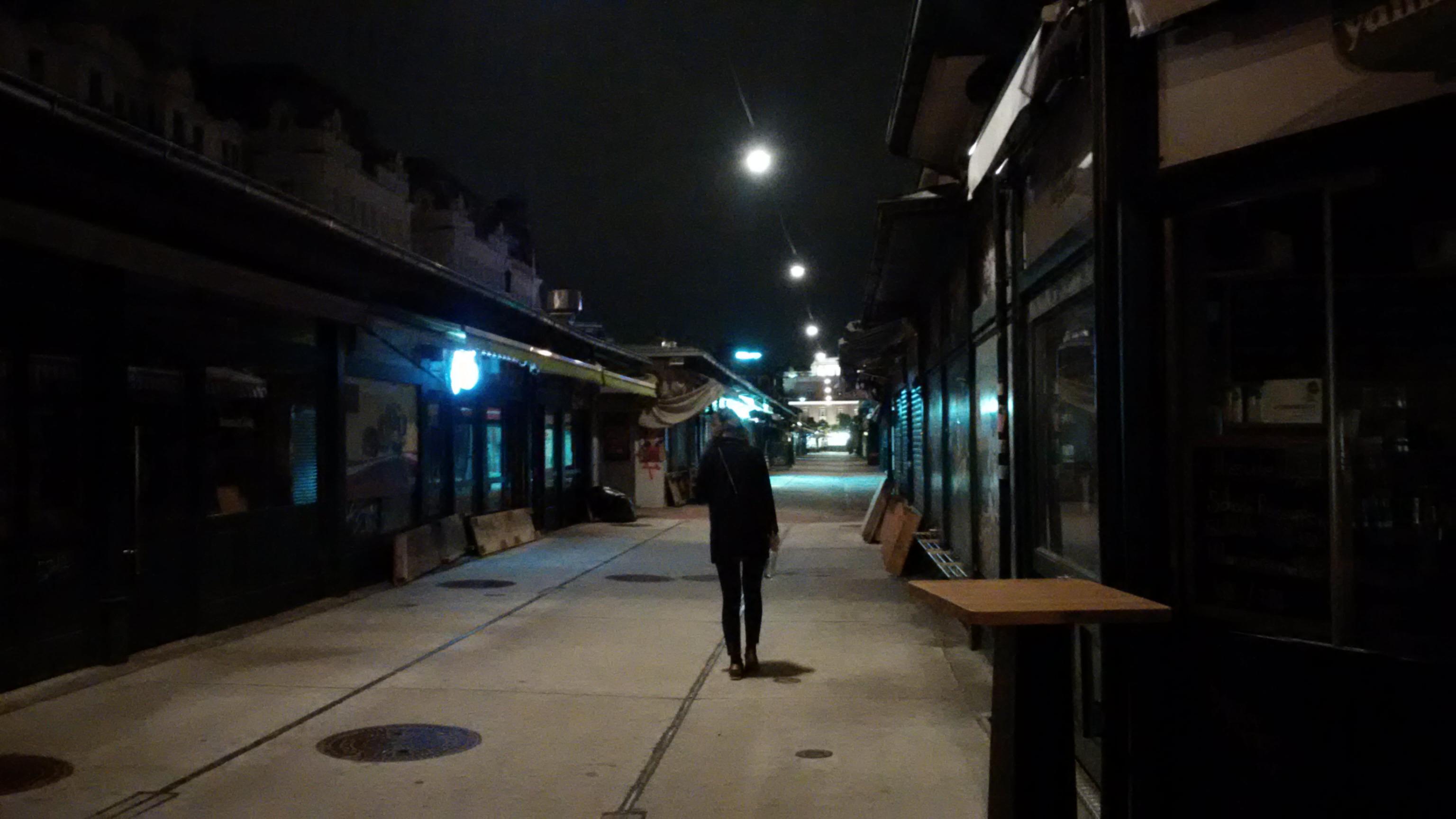 Nachts in Wien