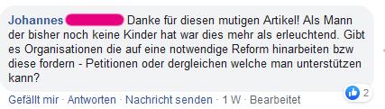 Johannes Feedback