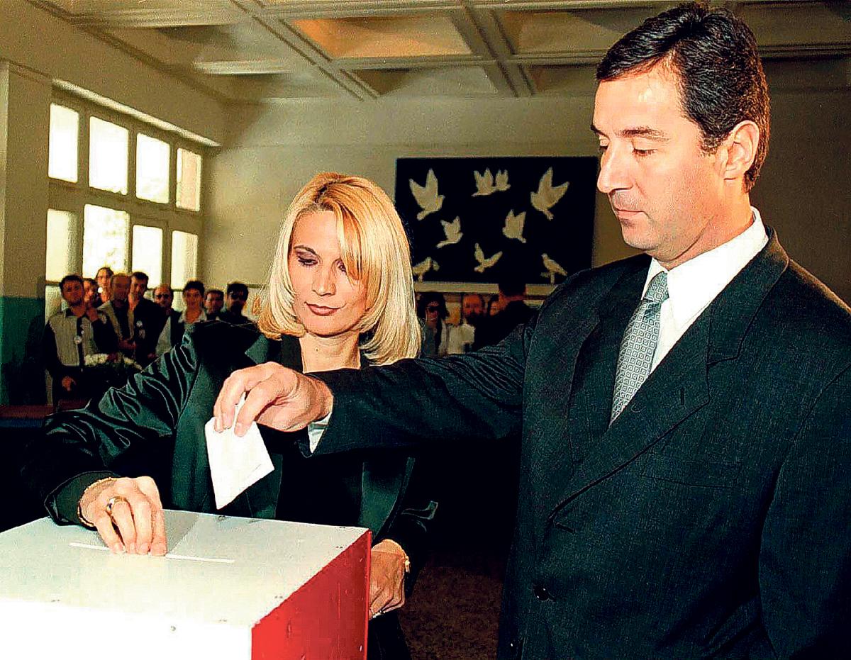 Wahlen in Montengro