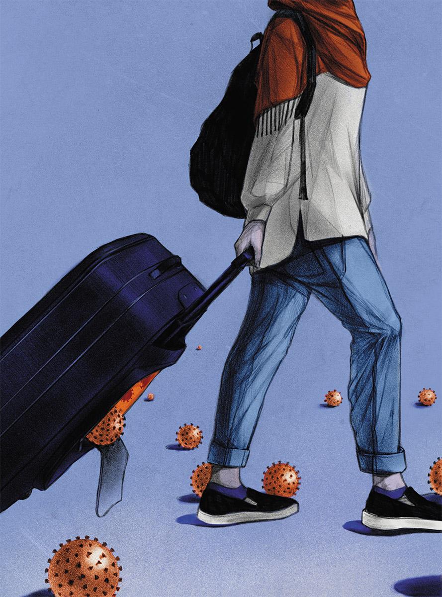 Illustration: Ula Sveikauskaite