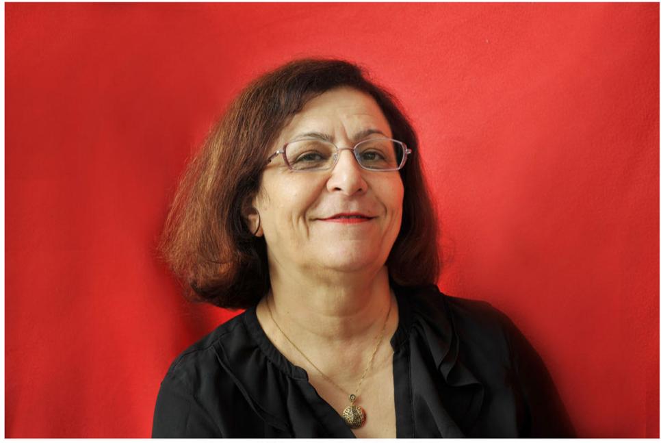 Mina Ahadi - Vorsitzende des Zentralrats der Ex-Muslime