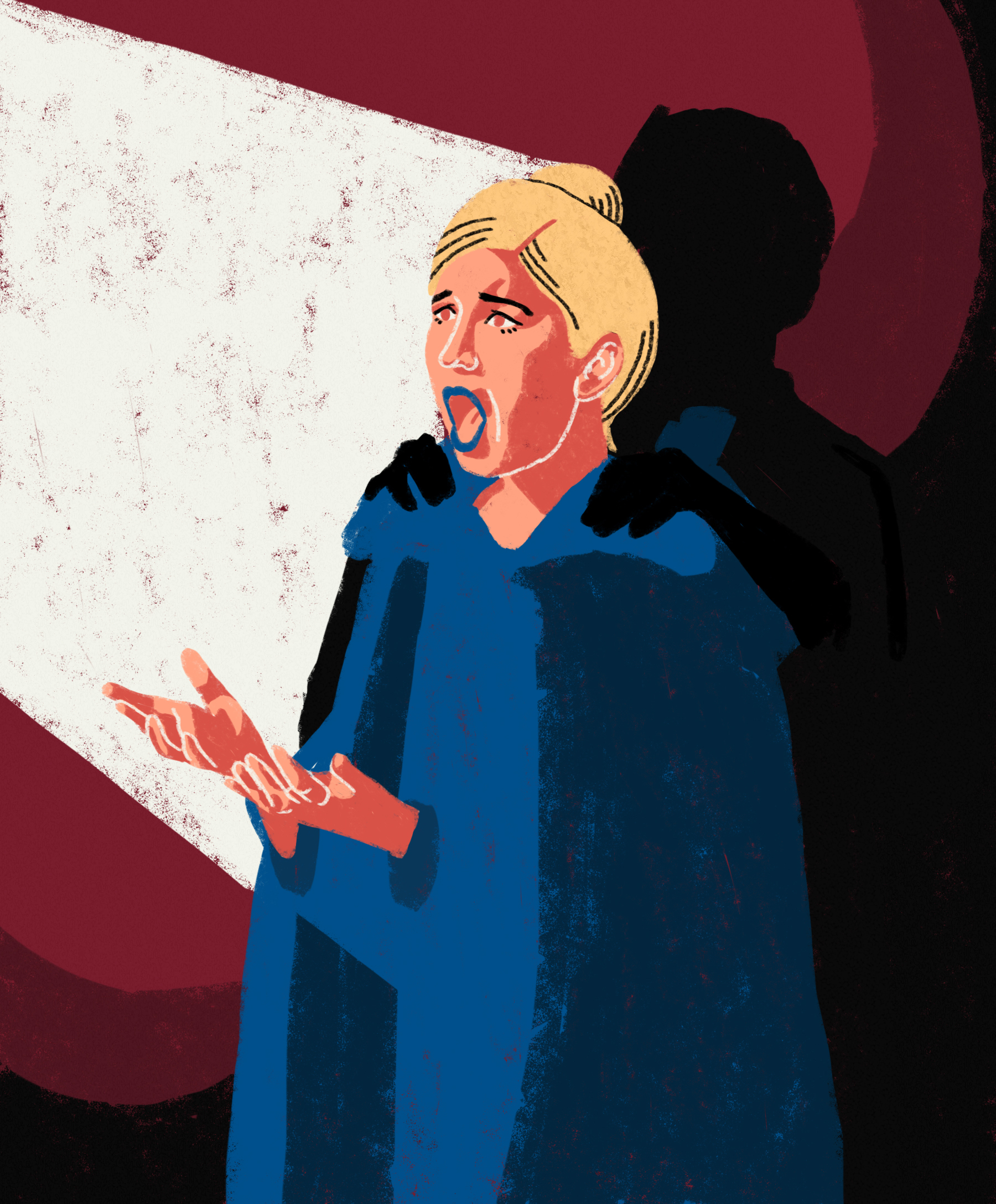 Oper Illustration, Mariella Lehner