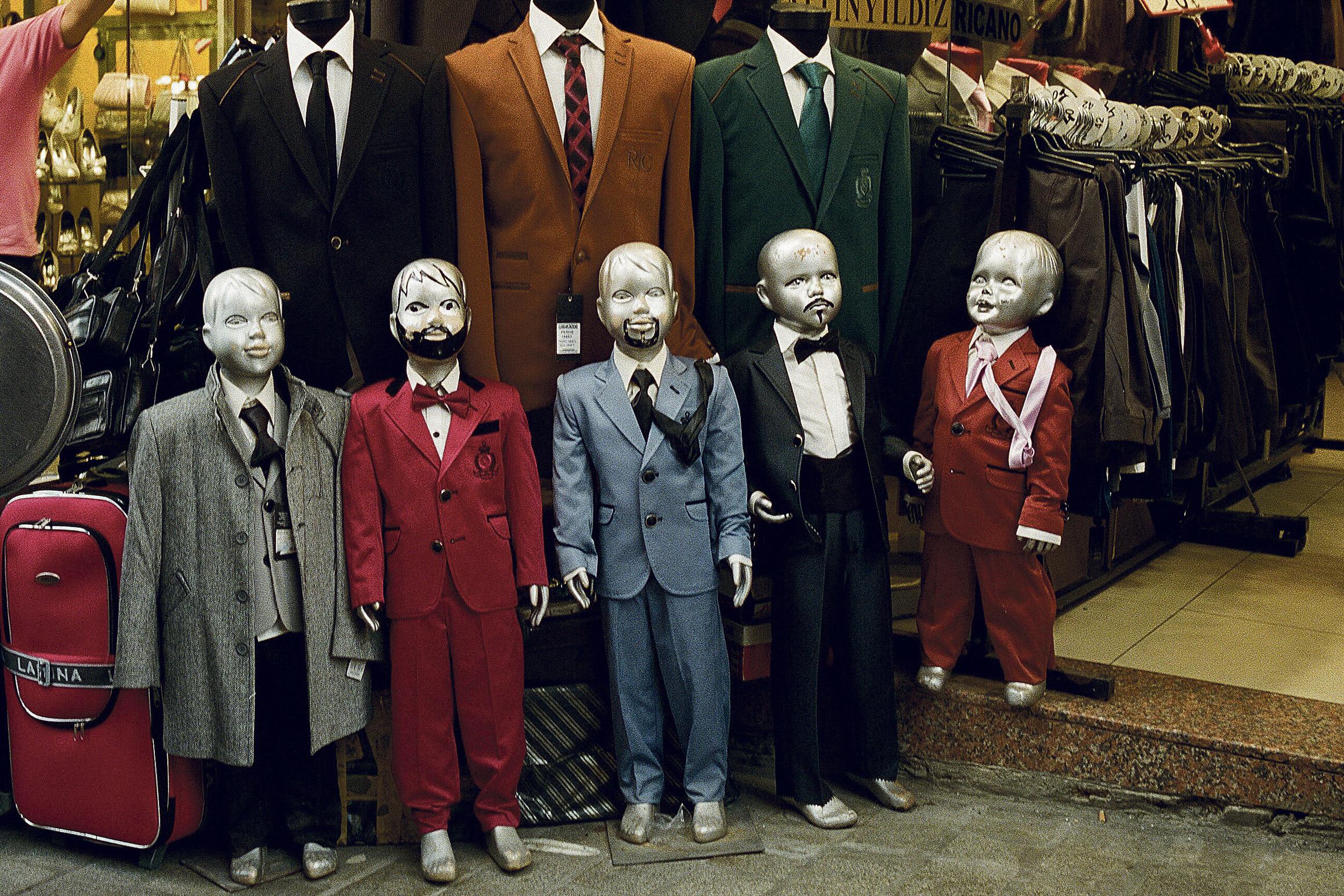 Istanbul, Politik, Puppen