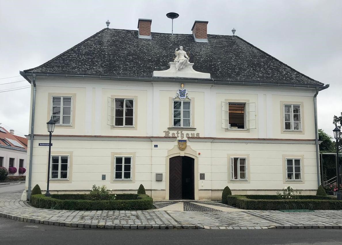 Rathaus, Weikendorf, NÖ