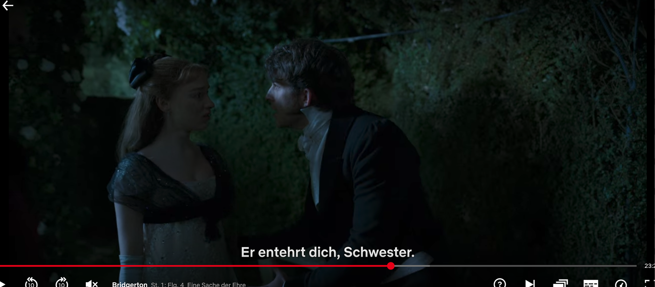 Screenshot: Netflix