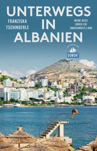 Albanien Buch