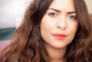 Rosa Helin Burc, Politologin, Jesidin, Kurdin, Türkei