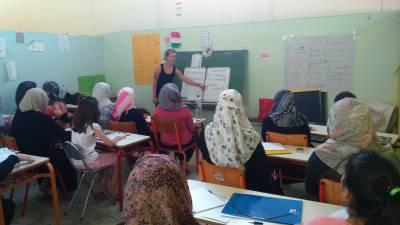 Flüchtlingscamp, Flüchtlinge, Refugees, Freunde, Friends, Schule, lernen, Schüler
