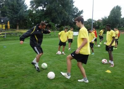 FC Mariahilf; FCM; Fußball; Training