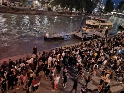 Fans, Raf Camora, Zenit, Donaukanal