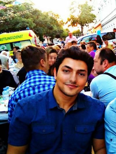 Großes Interesse am ersten Open Air Iftar auf Wiener Straßen
