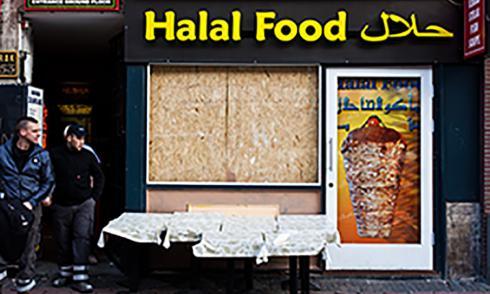Halal, Islam, Schächtung