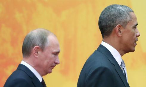 Putin, Obama, Russland, USA, Großmächte