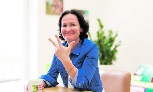 Interview in Zahlen, Glawischnig, Grüne